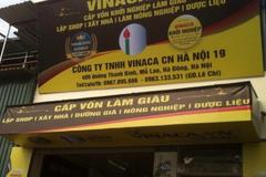 Hà Nội phát hiện sản phẩm Vinaca làm từ bột than tre