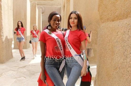 Lại thêm người đẹp Việt thi quốc tế gây thất vọng vì tiếng Anh kém