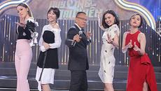 Lại Văn Sâm hài hước hiếm thấy bên Hari Won, HH Kỳ Duyên