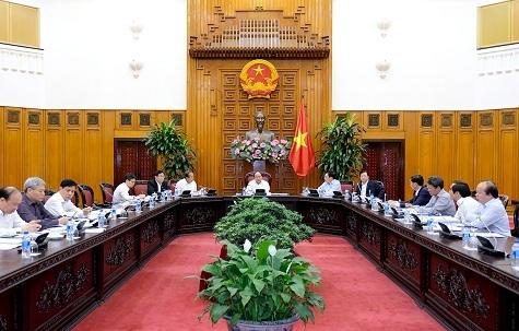 Thường trực Chính phủ họp về dự án đường sắt đô thị TP.HCM