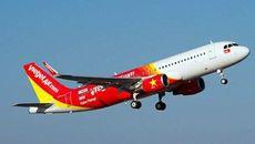 Máy bay Vietjet Air phải quay lại sân bay sau 30 phút cất cánh