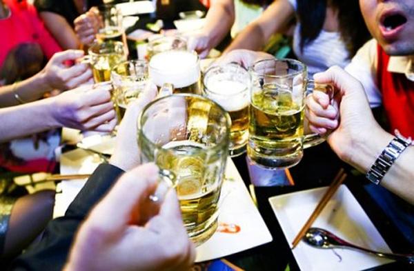 rượu bia,luật phòng chống tác hại rượu bia,Bộ Y tế