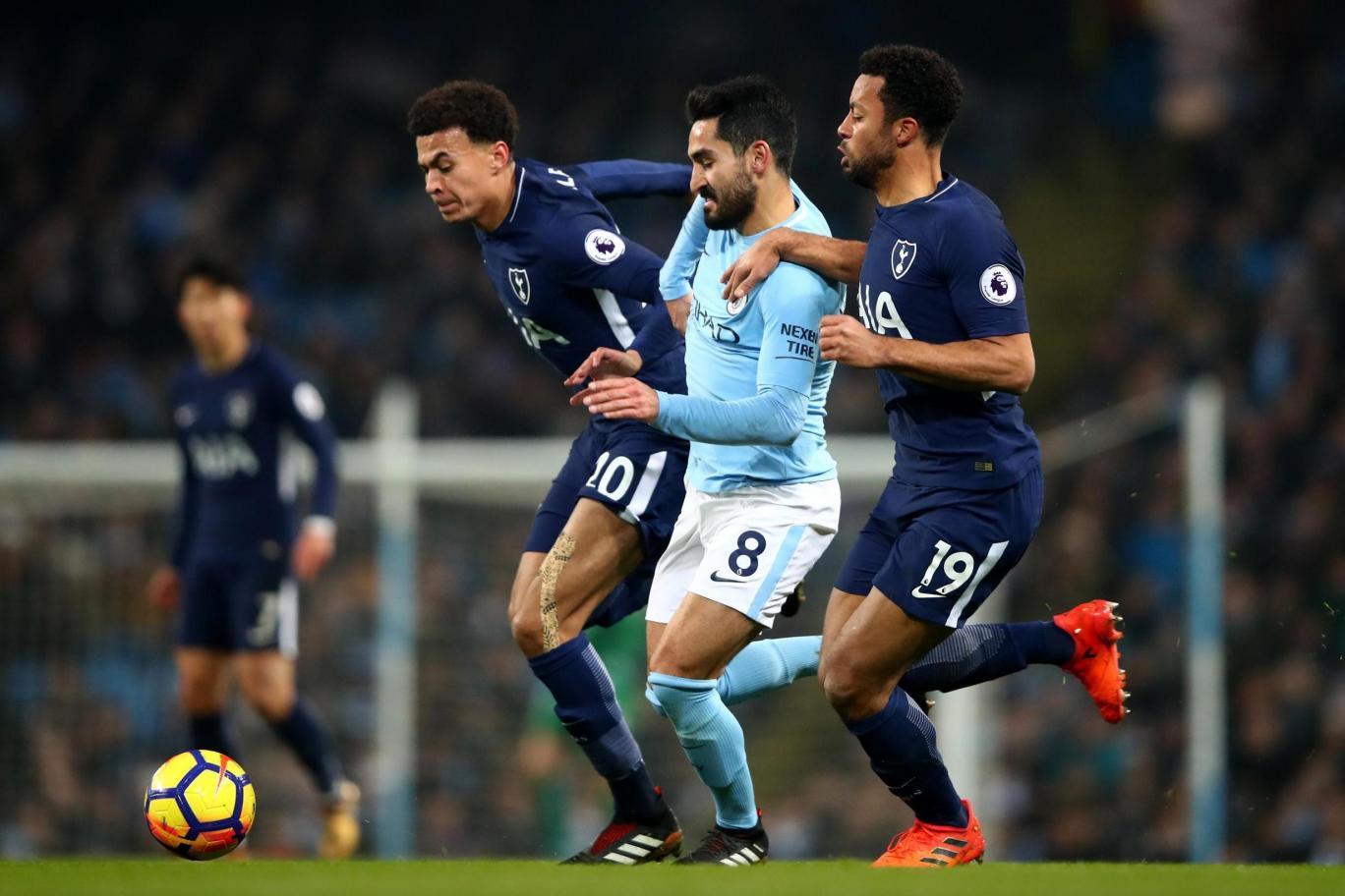 Tottenham vs Man City: Tỉnh dậy sau cơn mê