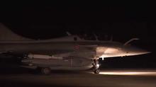 Dàn vũ khí Mỹ, Anh, Pháp dùng tấn công Syria