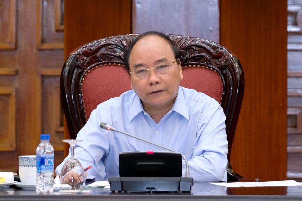 Thủ tướng chủ trì cuộc họp về hợp tác thương mại Việt Nam-EU