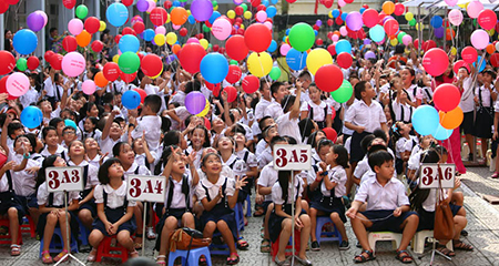 Cuộc cách mạng mềm cho giáo dục: Tôn trọng và yêu thương