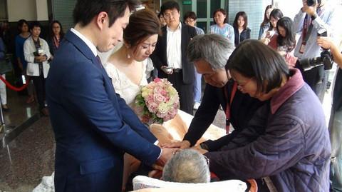 đám cưới bệnh viện