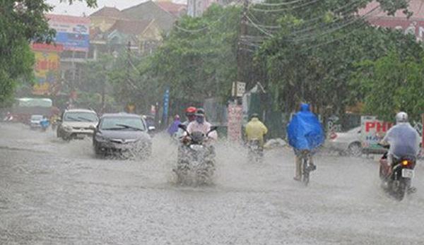 dự báo thời tiết,bản tin thời tiết,tin thời tiết,thời tiết Hà Nội,sạt lở đất,thời tiết Sài Gòn