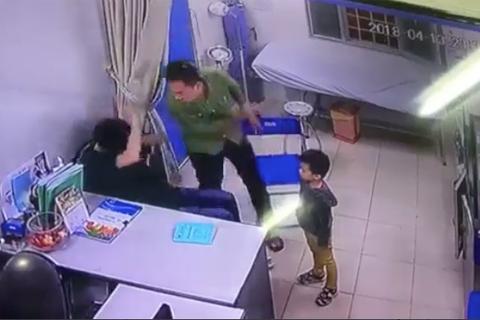 Chủ tịch Hà Nội yêu cầu điều tra vụ bác sĩ BV Xanh Pôn bị đấm - ảnh 2