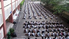 Vòng tròn khép kín ở Trường Nguyễn Khuyến