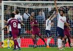 Thổi bay Tottenham, Man City chạm một tay vào chức vô địch