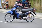 Honda Wave S 110 đời đầu lên đồ 'khủng' của dân chơi Việt