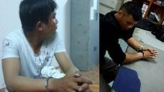 CSGT bị nhóm thanh niên chém gần đứt lìa ngón tay