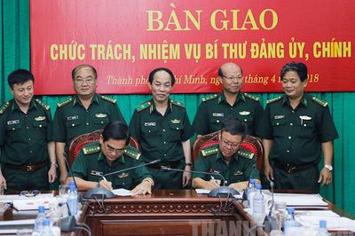 Bộ Quốc phòng bổ nhiệm nhân sự Bộ đội Biên phòng