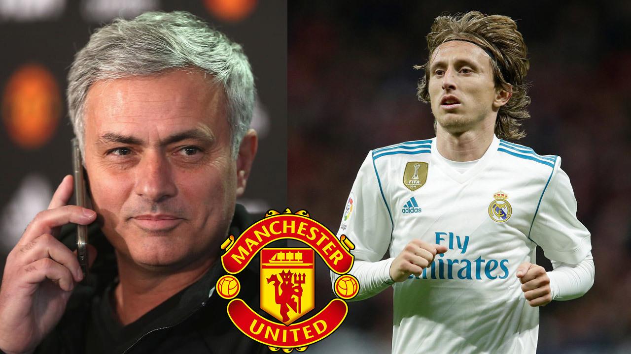 MU sắp ký sao tuyển Anh, Mourinho theo đuổi Modric