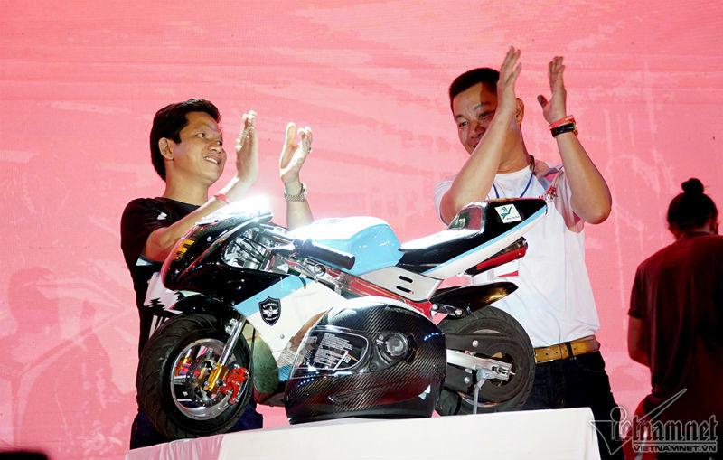 đại hội mô tô 2018,xe mô tô khủng,xe phân khối lớn,lễ hội mô tô Việt Nam