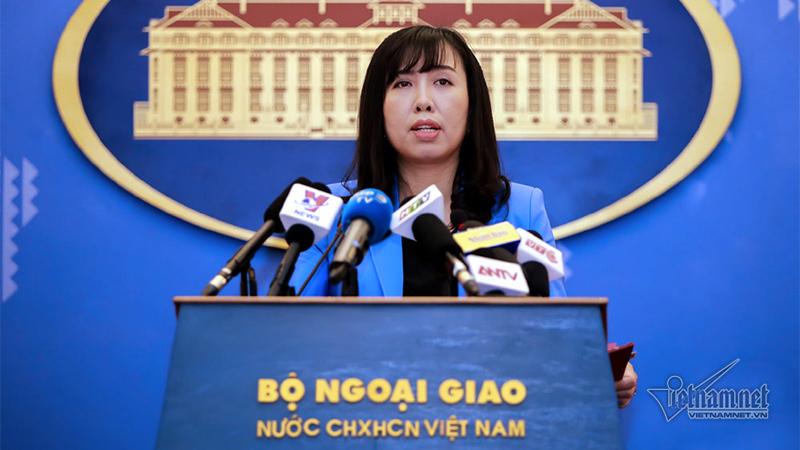 Việt Nam quan ngại tình hình hiện nay tại Syria