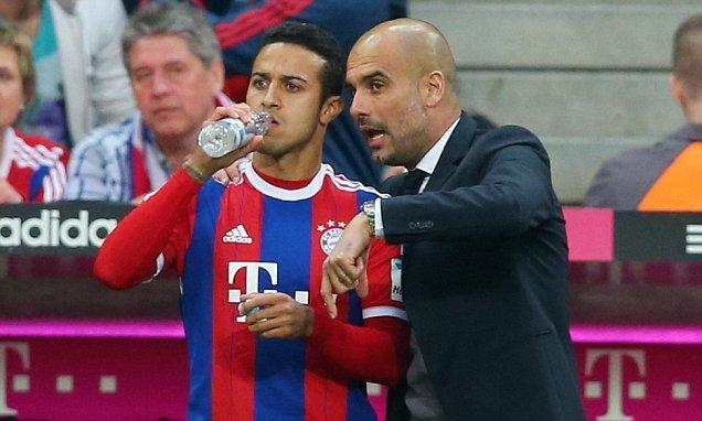 MU tuyển trung vệ 'cứng', Guardiola kéo trò cũ Thiago