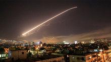 Hình ảnh Syria trước và sau khi bị tấn công