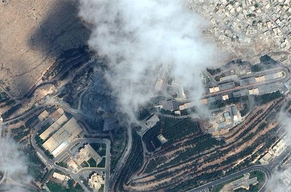 Syria,không kích Syria,chiến dịch không kích,Anh,Mỹ,Pháp,tin tức Syria mới nhất