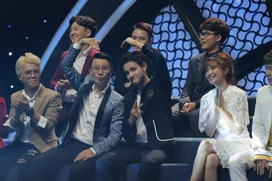 Nhạc hội song ca,Kim Samuel,Mâu Thủy,Diệu Nhi