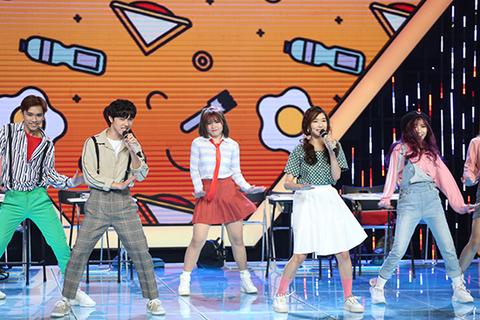 Giai điệu chung đôi: Hotgirl Hàn Quốc tái hiện Cô ba Sài Gòn trên sân khấu