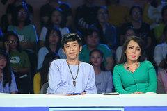 Hoài Linh, Việt Hương khóc trên ghế giám khảo