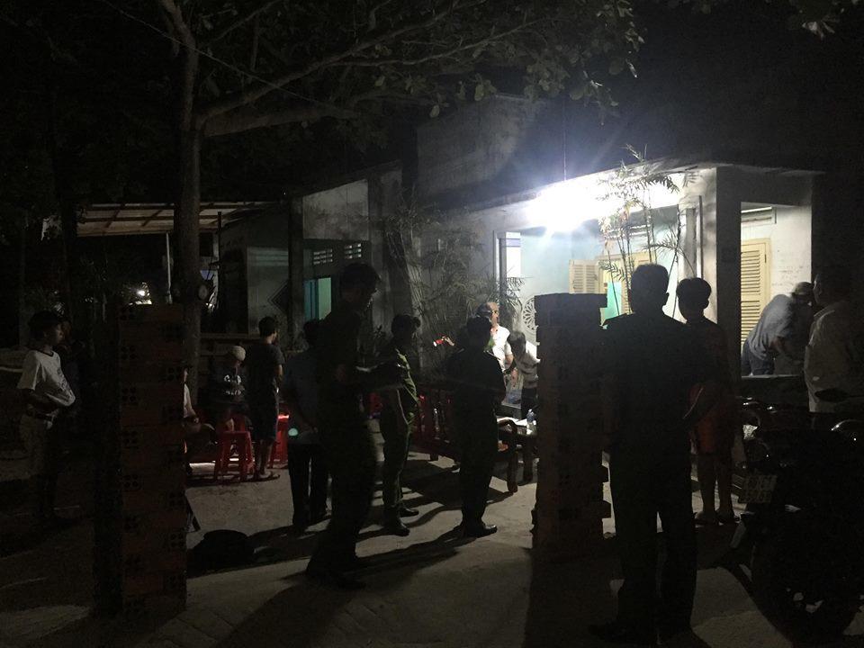 truy sát,Bình Thuận,tử vong