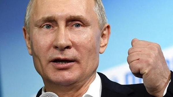 Syria,Nga,Mỹ,trừng phạt,hỗn loạn,tấn công,Putin
