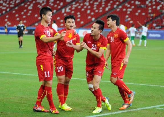 Cá cược hợp pháp,tuyển Việt Nam,U23 Việt Nam