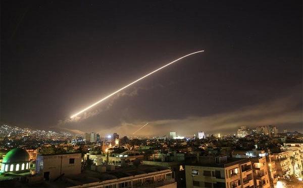 Syria,Nga,Mỹ,Chiến tranh Lạnh