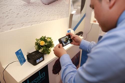 Ra mắt loạt thiết bị công nghệ Massko tầm trung