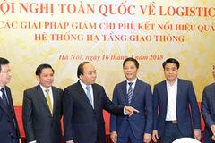 Thủ tướng: Cần nguồn nhân lực để phát triển dịch vụ logistics