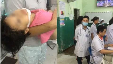 Bé gái bị bệnh viện bỏ mặc khi gia đình chưa đóng tiền viện phí?