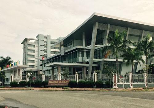 Đề xuất dùng trụ sở BCĐ Tây Nam Bộ làm UBND quận Cái Răng