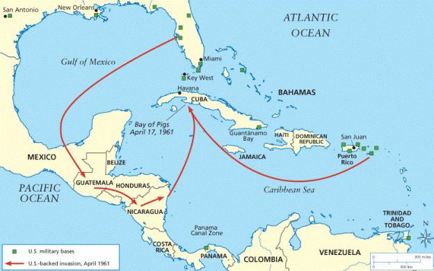 Ngày này năm xưa,Cuba,Mỹ,xâm lược,đổ bộ,Fidel Castro