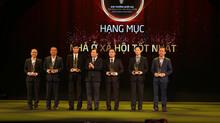 KĐT Thanh Hà nhận giải Nhà ở xã hội& giá rẻ tốt nhất