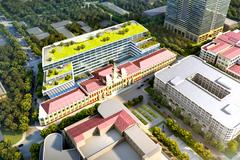 Lộ thiết kế mới tòa nhà UBND TP.HCM