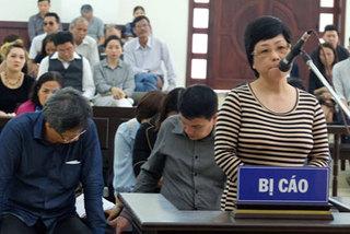 Y án chung thân với cựu ĐBQH Châu Thị Thu Nga