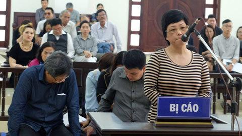 Châu Thị Thu Nga,lừa đảo chiếm đoạt tài sản,Dự án B5 Cầu Diễn,Hà Nội
