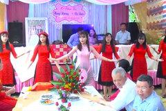 Cô dâu múa cực yêu trong đám cưới
