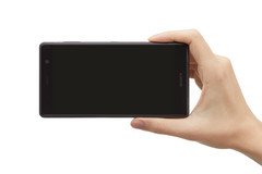 Sony Xperia XZ2 Premium có màn hình 4K, đi ngược trào lưu tai thỏ