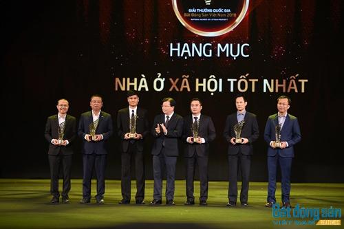 The Vesta nhận giải Dự án Nhà ở xã hội tốt nhất