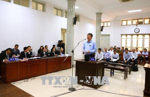 Đinh La Thăng,PVN,Oceanbank,Ninh Văn Quỳnh,Nguyễn Xuân Sơn,tham ô,tham nhũng,cố ý làm trái