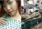 Cô gái bị bạn trai tẩm xăng thiêu sống đã qua đời