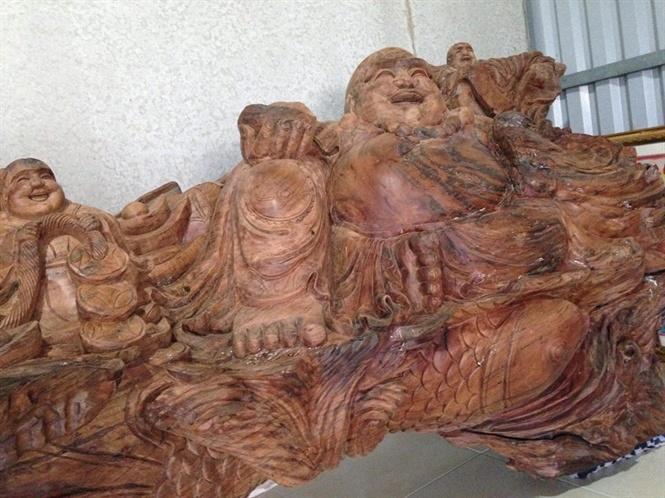 gỗ quý,gỗ sưa,tượng gỗ