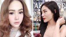 Cằm 'mới' của Kỳ Duyên và Minh Hằng: Xấu, đẹp phụ thuộc vào góc chụp