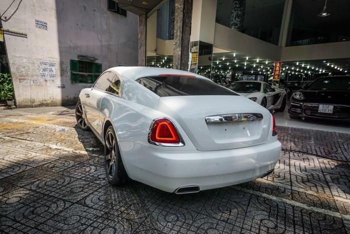 Bộ đôi Rolls-Royce từng của 'ông trùm' cafe Việt