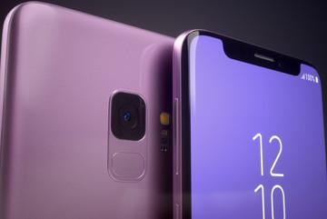 Samsung cũng sắp ra mắt smartphone màn hình 'tai thỏ'?