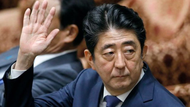 Nhật,Mỹ,Tổng thống Donald Trump,Shinzo Abe